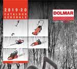 CATALOGO GENERALE DOLMAR 2019/2020