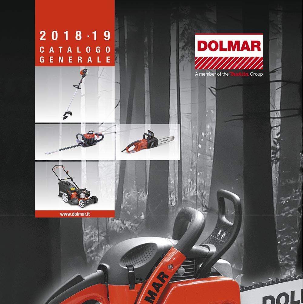 Catalogo generale Dolmar 2018 - 2019