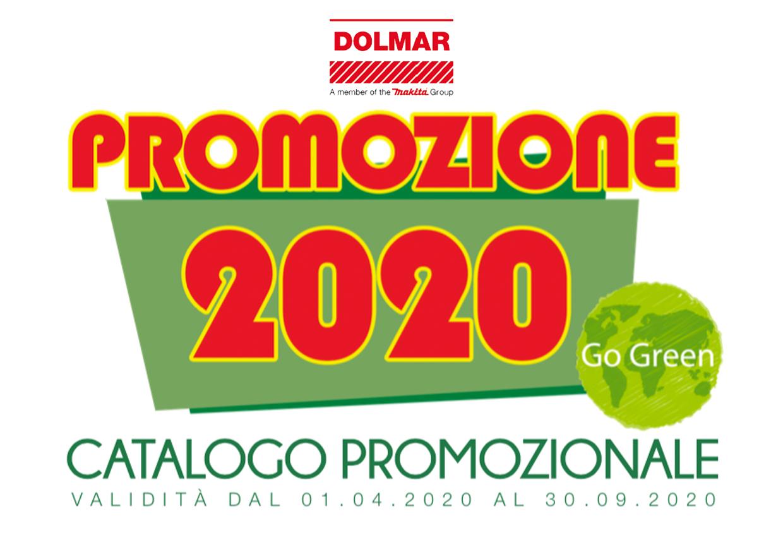 PROMOZIONALE APRILE - SETTEMBRE 2020